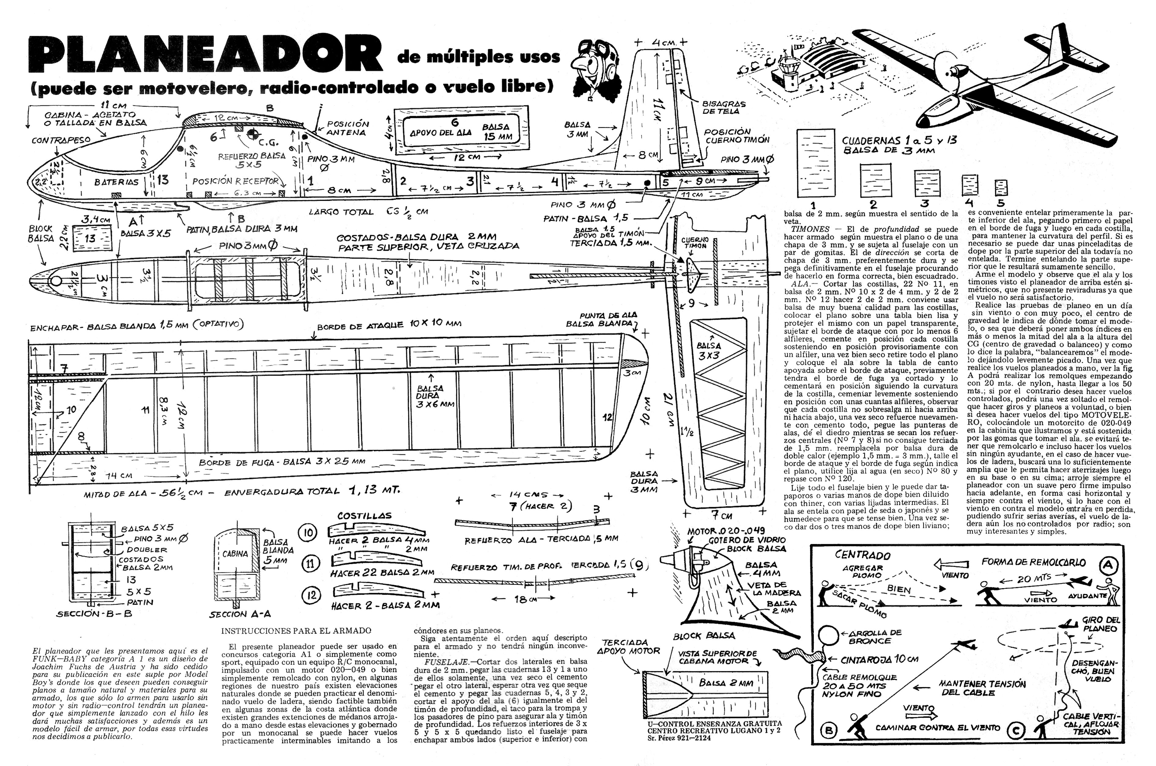 medium resolution of planeador rc model scale models sheet music planes