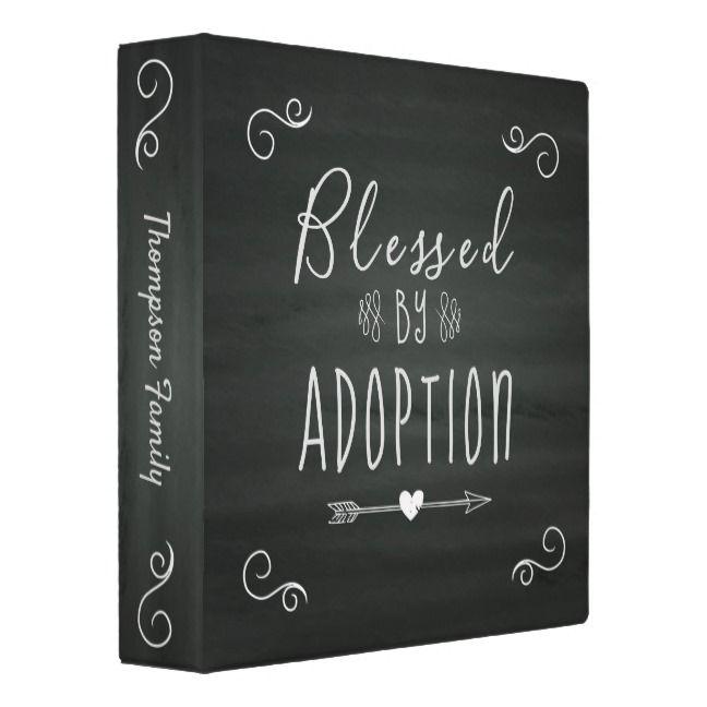 Foster Care, Adopt Gift Binder
