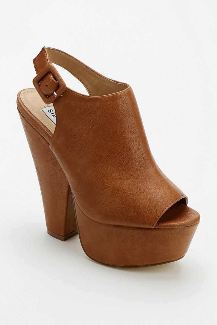 835eaf6216a Urban Outfitters - Steve Madden Gabby Platform Wedge | Shoes in 2019 ...