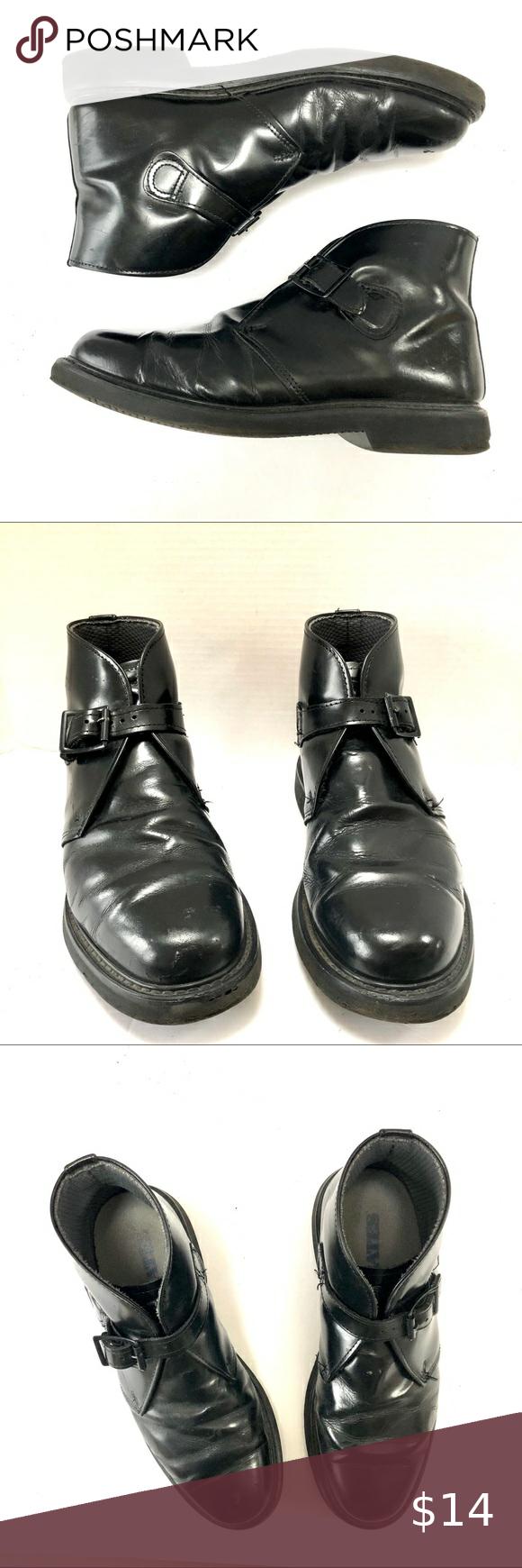 bates lites black boots
