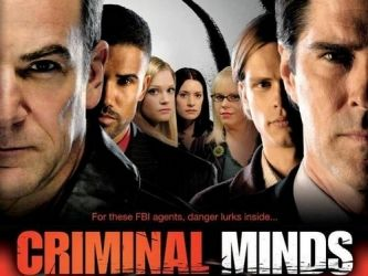 criminal mind, I love this series.