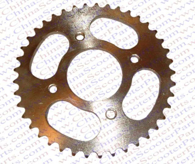 38 Tooth 420 64mm Rear Sprocket Pit Dirt Bike Parts ATV Go