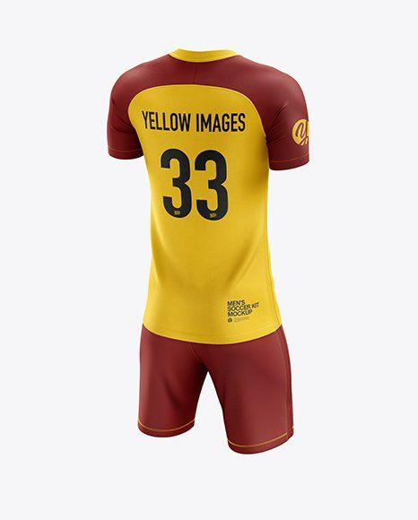 Download Mens Soccer Jersey Mockup Side View - Best Free Mockups ...