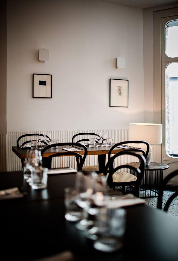 hotel le pigalle f b interiors bar interior. Black Bedroom Furniture Sets. Home Design Ideas