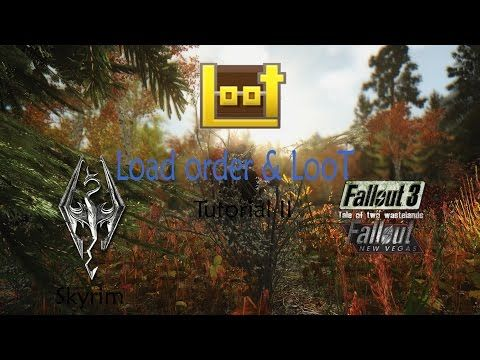 Skyrim | Load order & LooT with Nexus Mod Manager (NMM) part