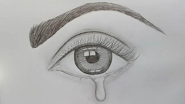 Wie zeichnet man ein realistisches Auge für Anfänger ...