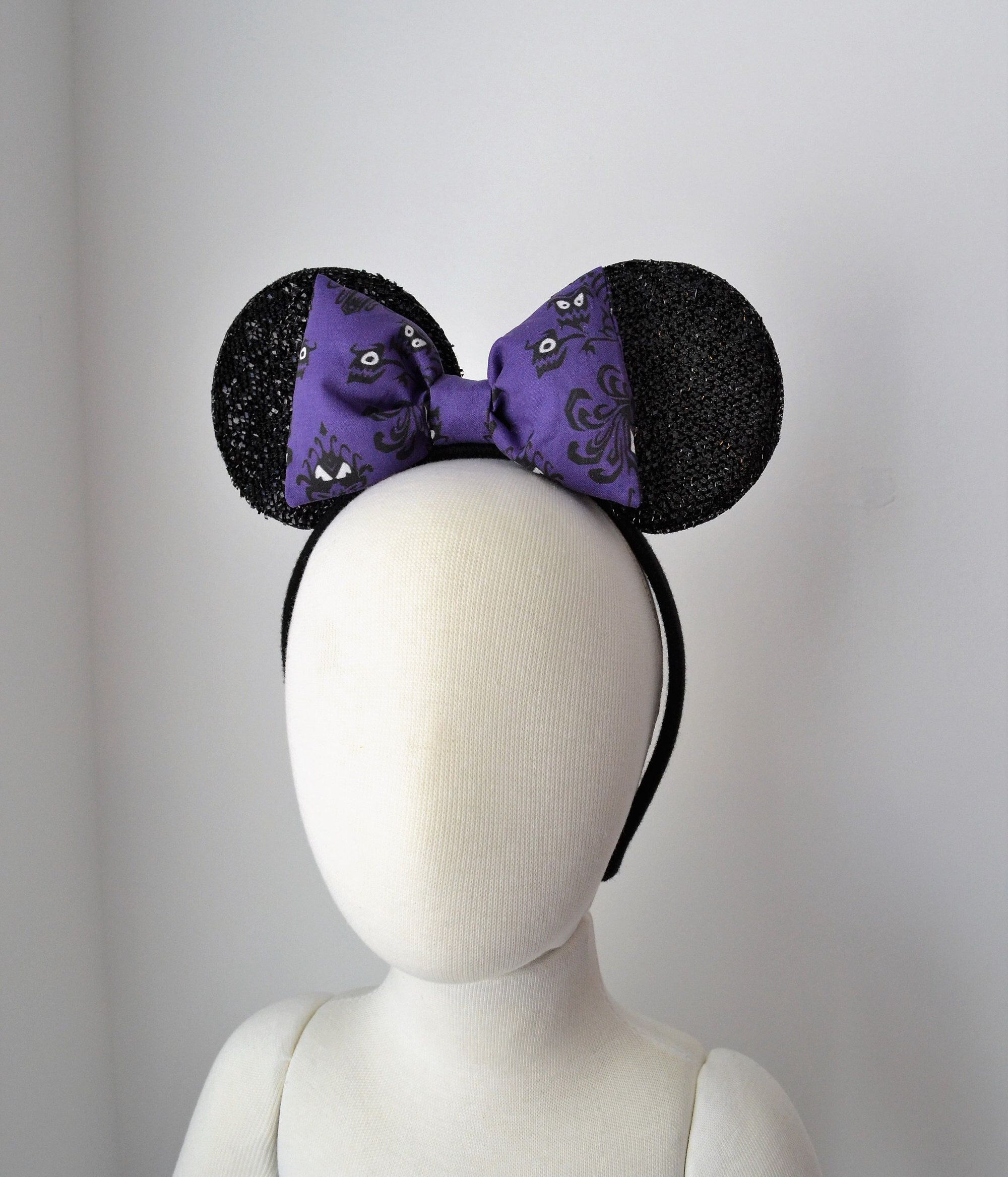 Haunted Mansion Minnie Mouse Ears, Haunted Mansion Disney