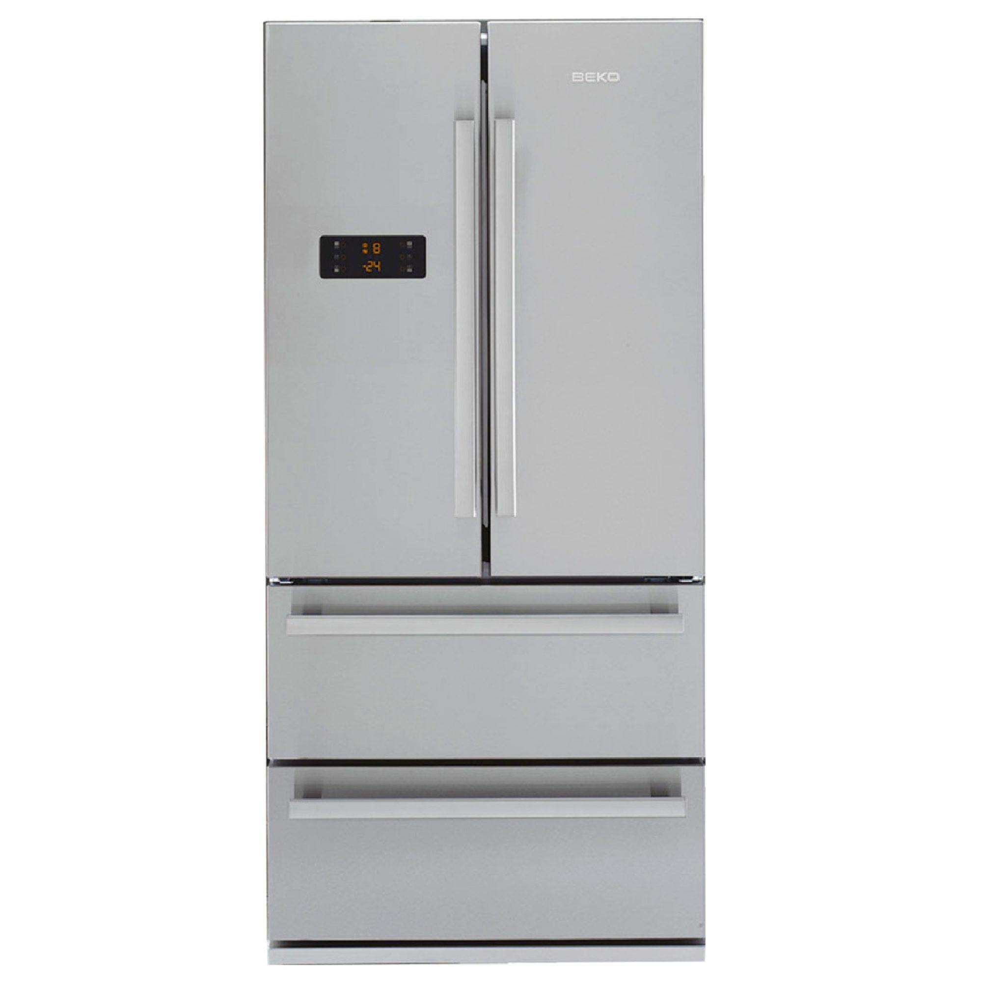 réfrigérateur américain beko gne 60520 x   deco cuisine   pinterest