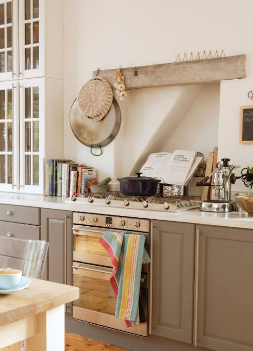 Urban Country Kitchen By C J Abbey Kitchen Interior