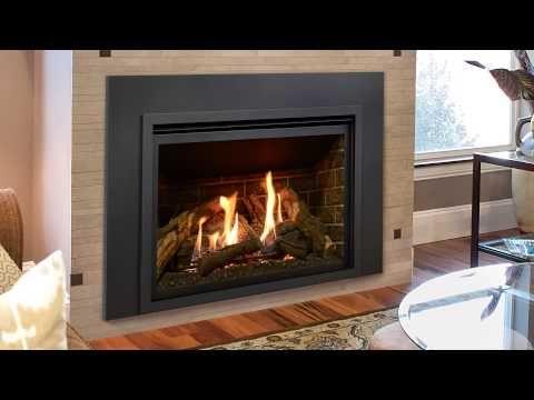 Chaska 34 Gas Fireplace Insert Gas Fireplace Insert Fireplace