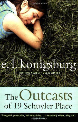 The Outcasts of 19 Schuyler Place by E.L. Konigsburg, http://www.amazon.com/dp/0689866372/ref=cm_sw_r_pi_dp_UIzlqb01BY7YA