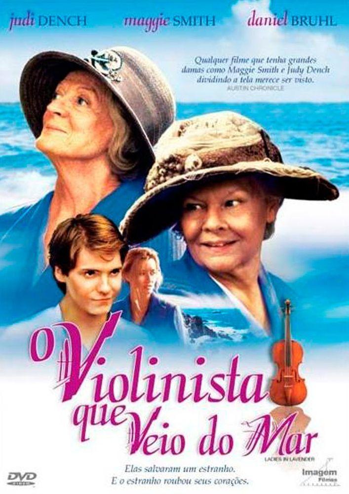 2004 O Violinista Que Veio Do Mar Ladies In Lavender Com