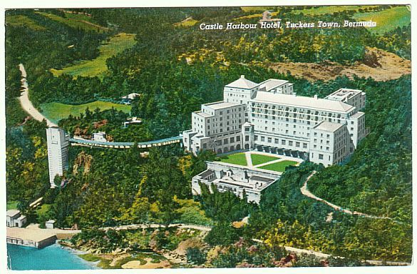 Castle Harbor Hotel Bermuda One Of My First Travel Agent Fam Trips