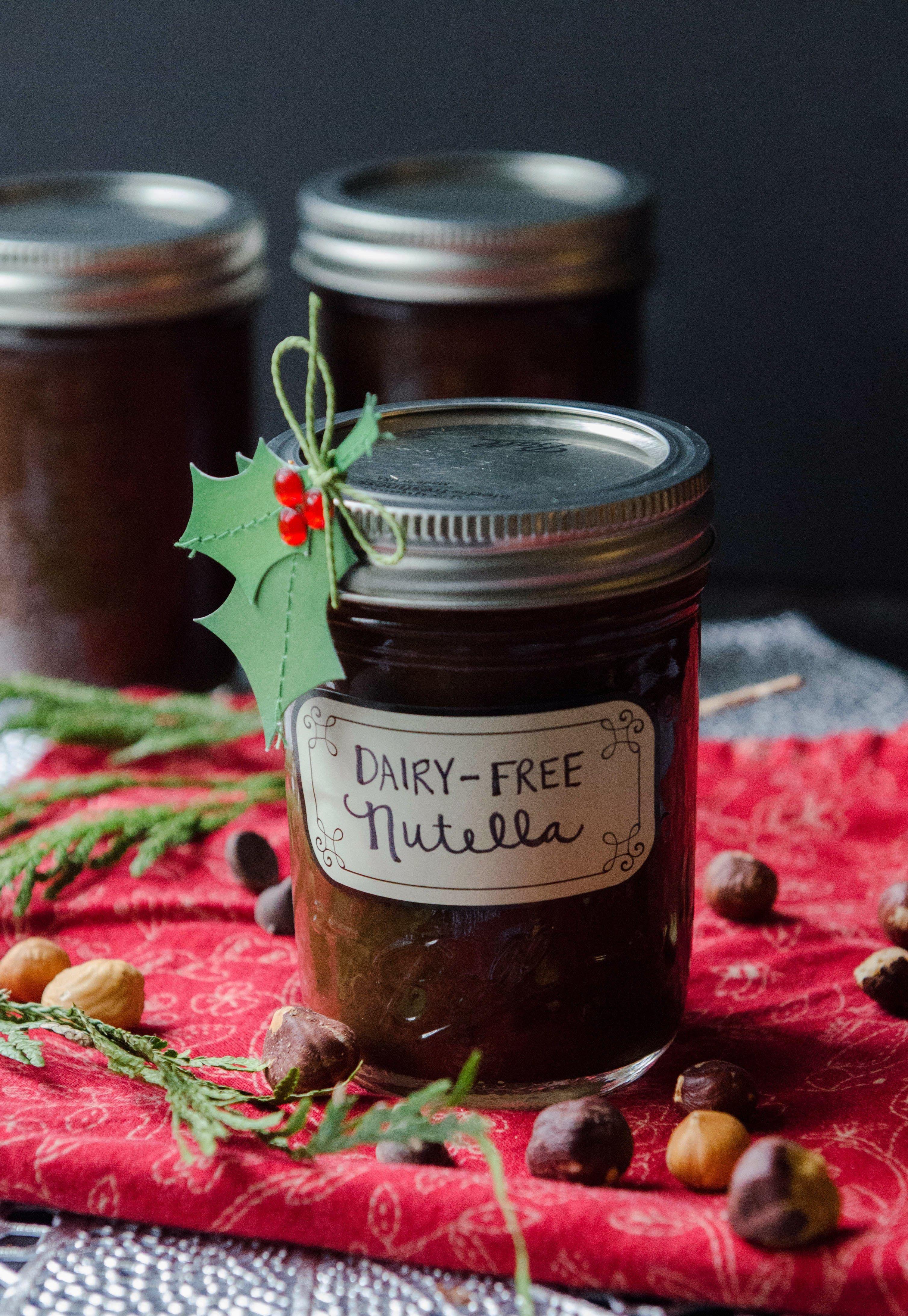Dairyfree nutella recipe dairy free nutella dairy