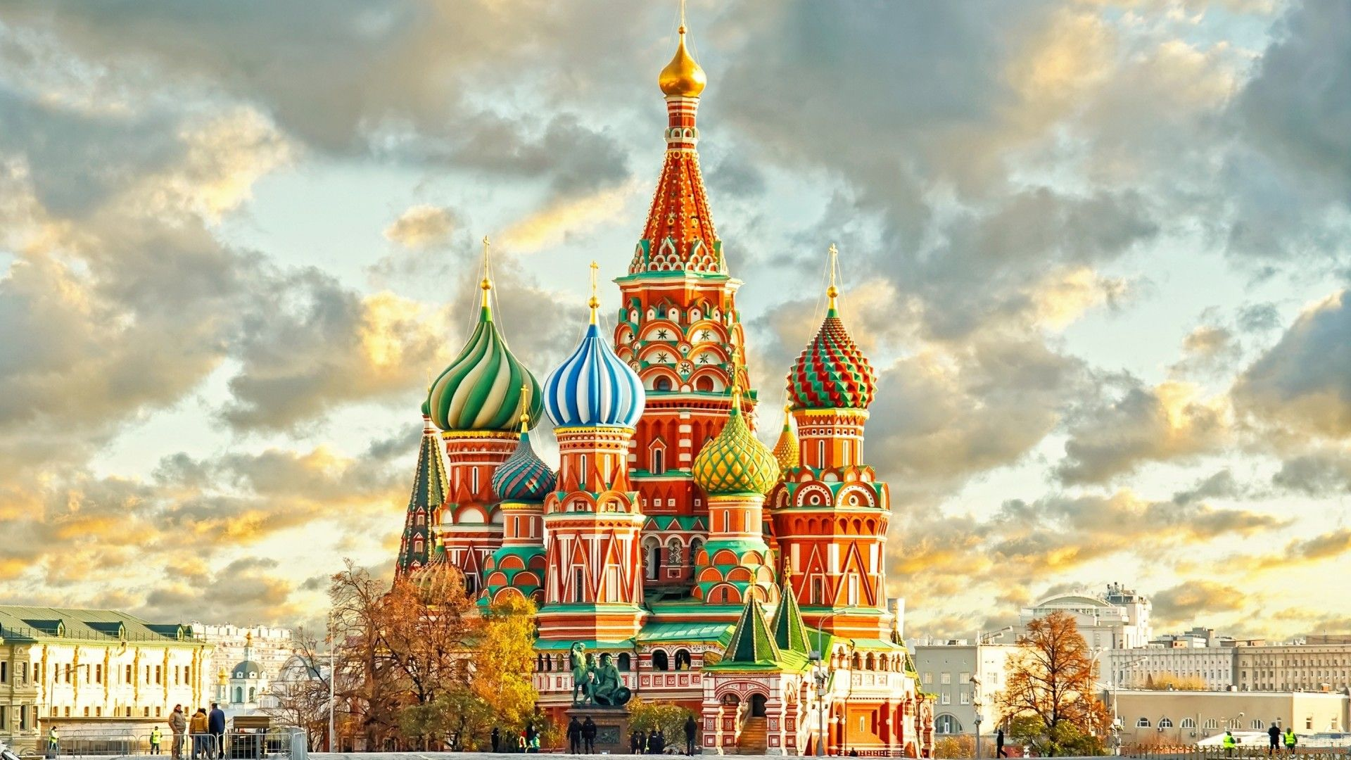 Saint Basils Cathedral Moscow Russia St Basils Cathedral Cathedral St Basil S