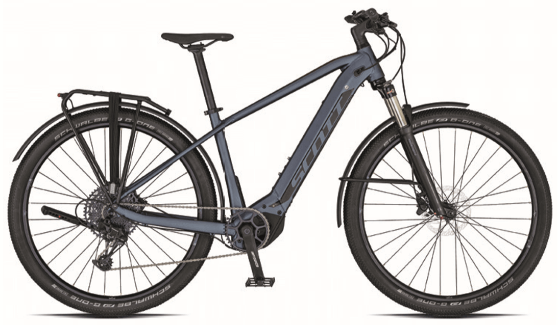 Scott Electric Axis Eride 20 Classic 2020 Electric Mountain