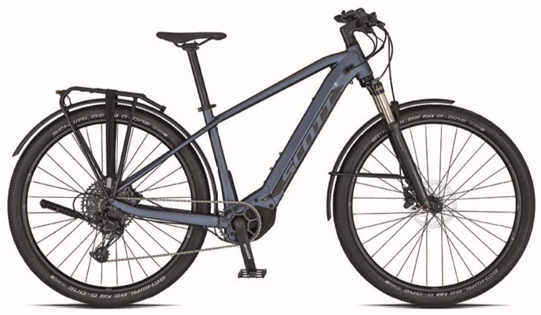 Scott Electric Axis Eride 20 Classic 2020 Electric Mountain Bike Electric Bike Electricity