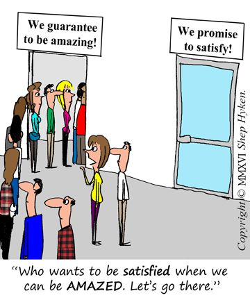 customer service and customer satisfaction pdf