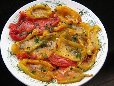 La cucina di Lilla (adessosimangia.blogspot.it): Contorni: Peperoni ...