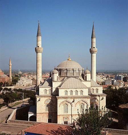 Muradiye Camii Manisa Mosques 2019 Turk Mimarisi