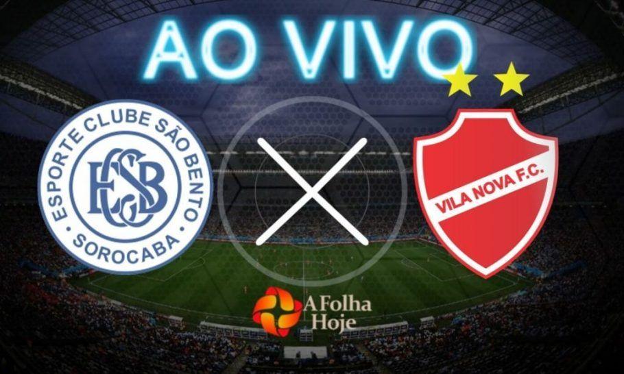 Jogo Ao Vivo Sao Bento X Vila Nova Brasileirao Serie B Vila Nova Estacoes De Radio Brasileirao Serie B
