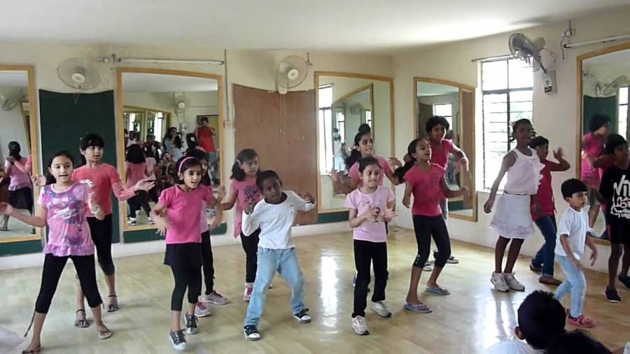 Dance classes in bangalore for your kids dance class