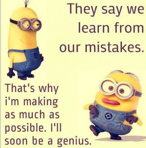 Math Quotes Funny Minion: 40 Funniest Minion Quotes And Sayings