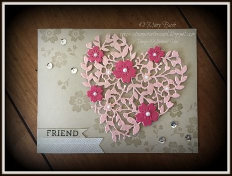 I'm CASE'ing the catalog today :) I have the details and a printable supply list for my version on my blog here: http://stampininthesand.blogspot.com/2015/12/sneak-peek-love-blossoms-suite.html  Thanks for looking! -Mary
