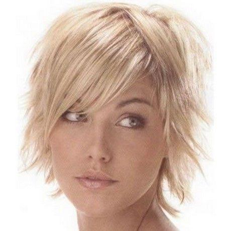Frisuren Frauen Mittellang Dunnes Haar Kurzhaarfrisuren Haarschnitt Kurz Frisuren Haarschnitte