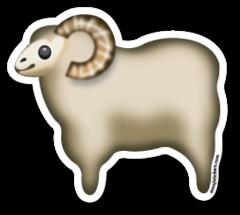 Sheep Emojistickers Com Emocoes Aniversario Festa Aniversario