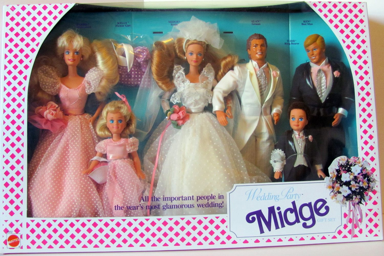 Wedding Gift Set Barbie : wedding parties wedding day toy collector barbie wedding barbie ...