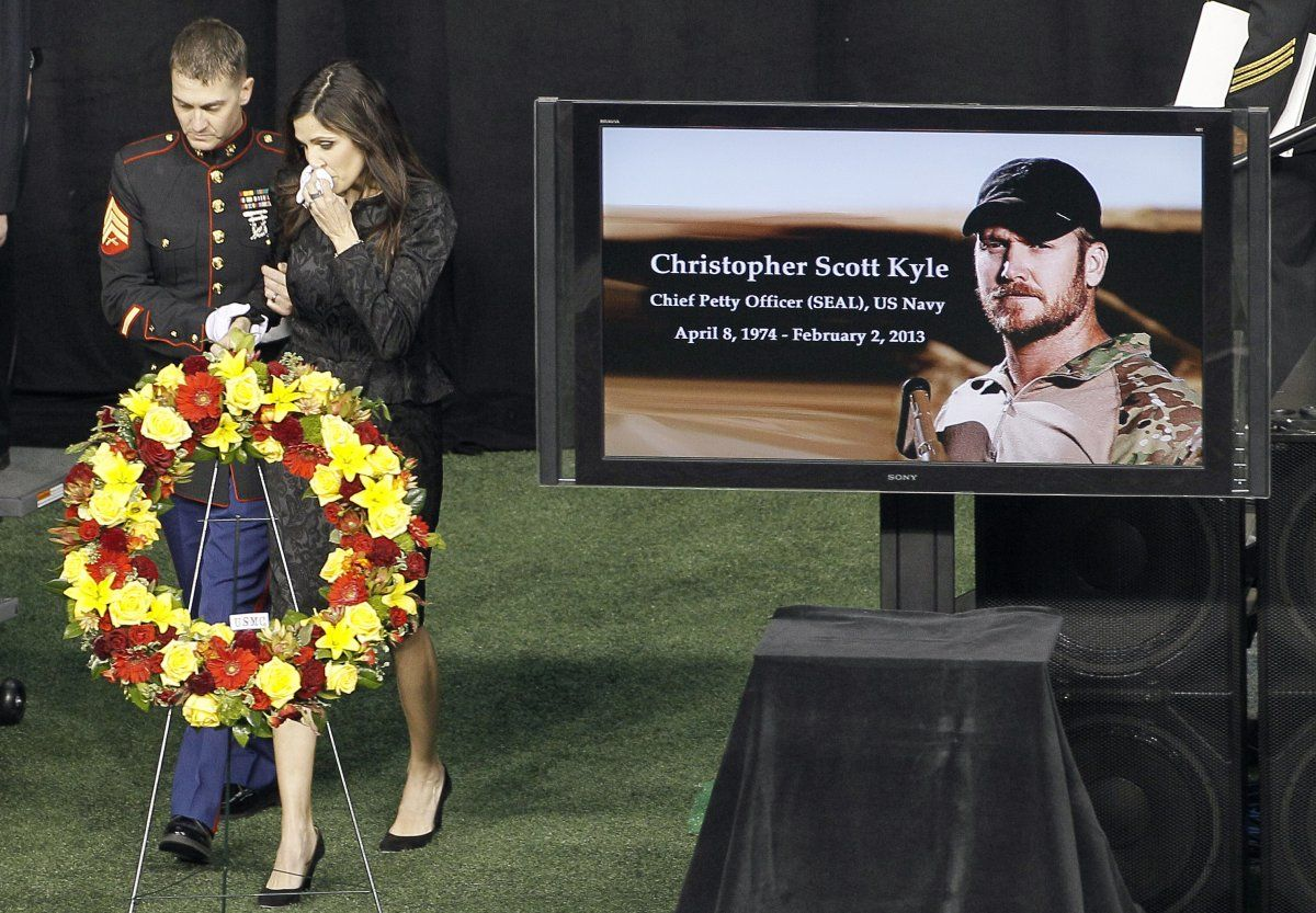 Here's what 'American Sniper' Chris Kyle's relationship with