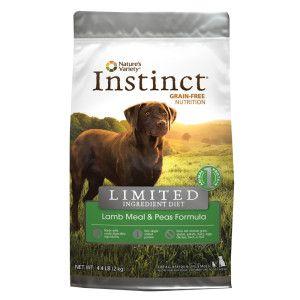 Nature S Variety Instinct Limited Ingredient Diet Dog Food