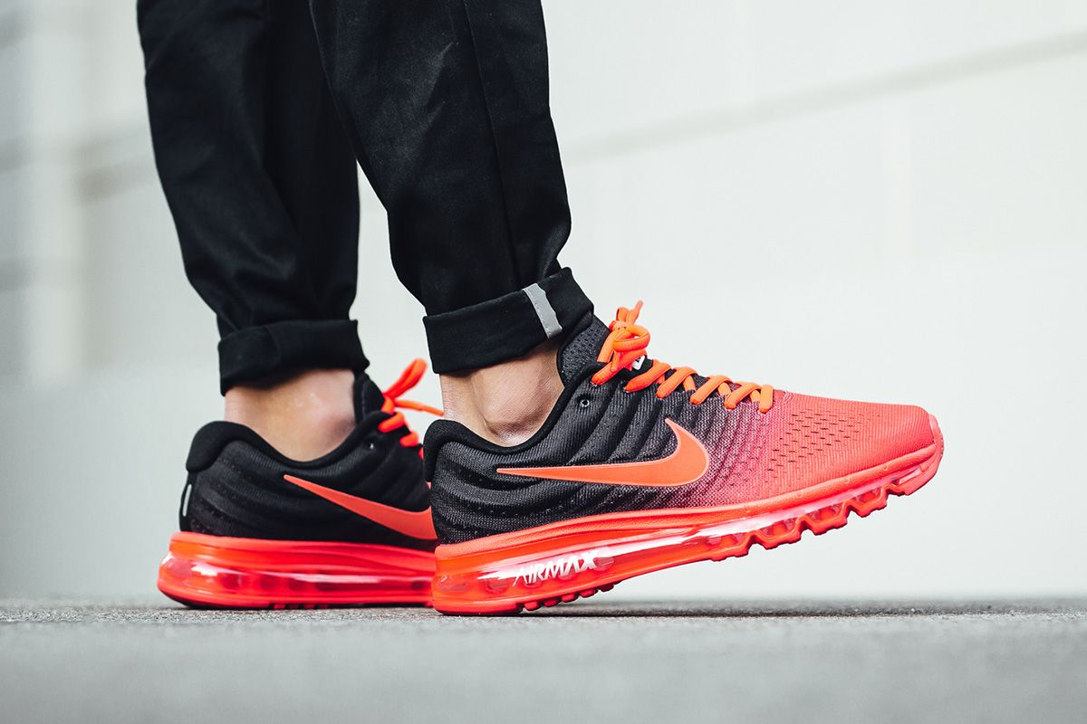 low cost nike air max 2017 on feet 5c1dd d6513