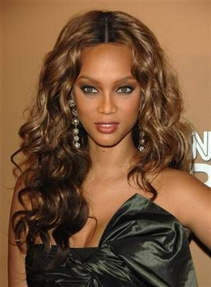 Fabulous 1000 Images About Tyra Banks Best Hair Looks On Pinterest Short Hairstyles Gunalazisus