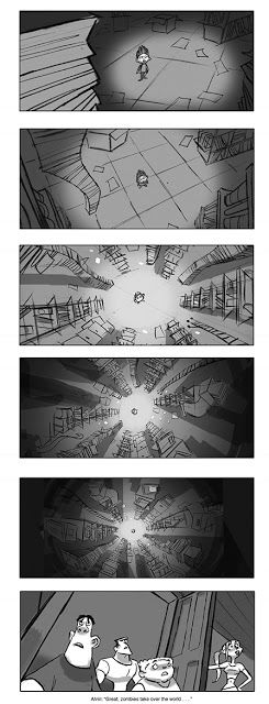 ParaNorman - because i love storyboards