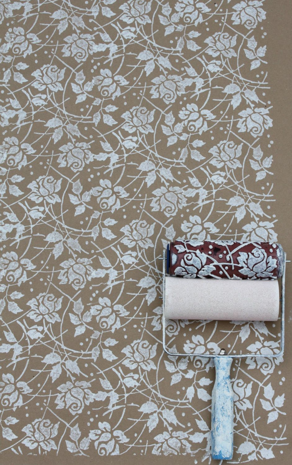 Where Can I Buy Patterned Paint Rollers Cool Decorating