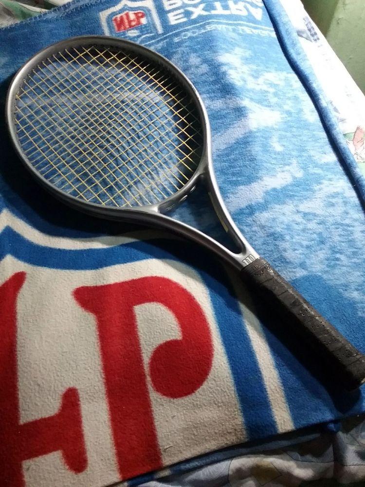 Wilson Profile 3 6 Si 110 Tennis Racquet Wilson Tennis Racquet Tennis Racquets