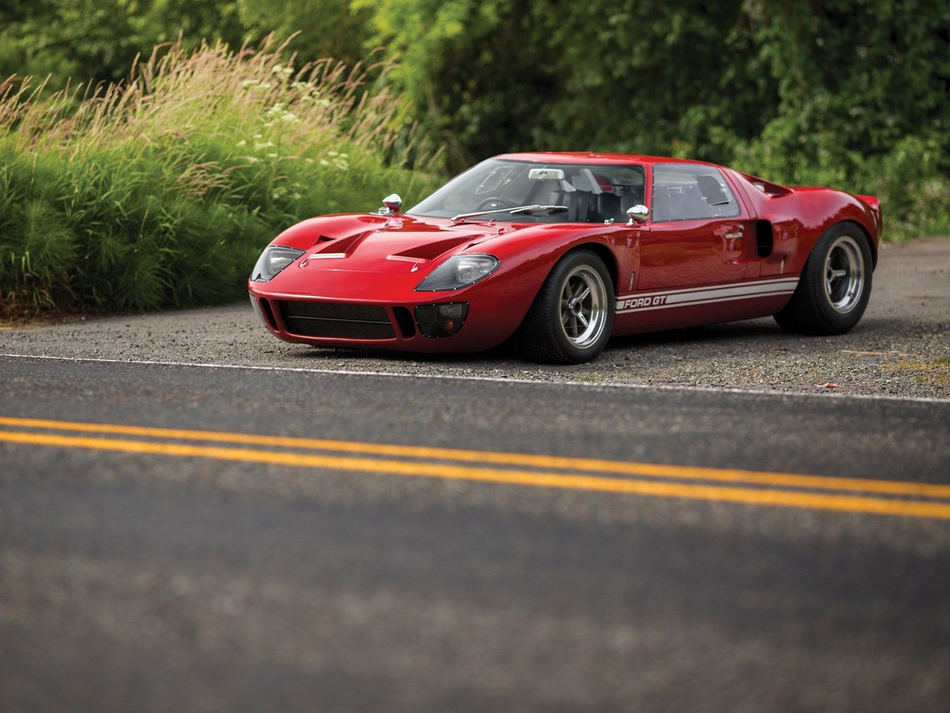 Has Ford Rejected Your GT Application? Buy A Classic GT40