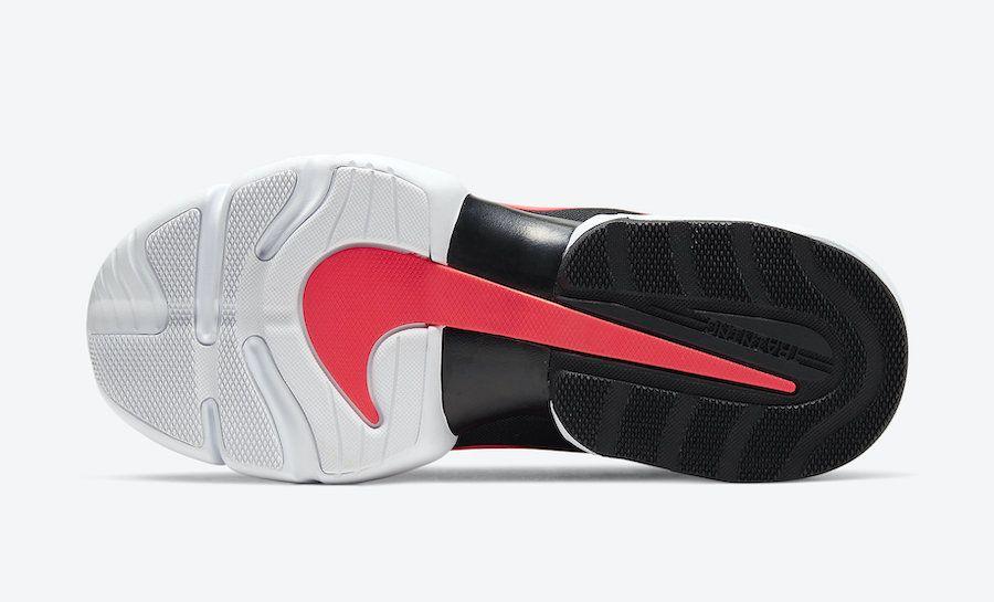 Nike Air Max Alpha Savage Wolf Grey Laser Crimson AT3378 060