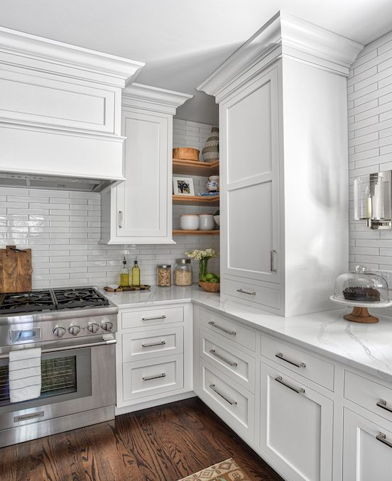 Garden Project - Stonington Cabinetry & Designs | Kitchen ...