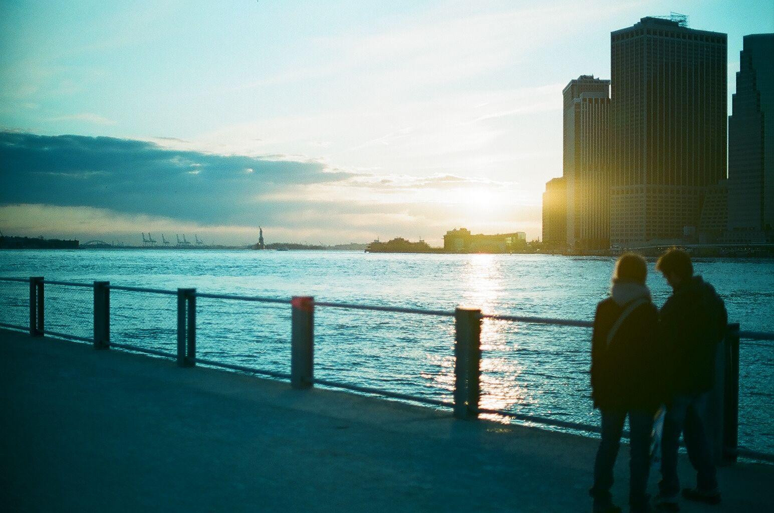 in NY.