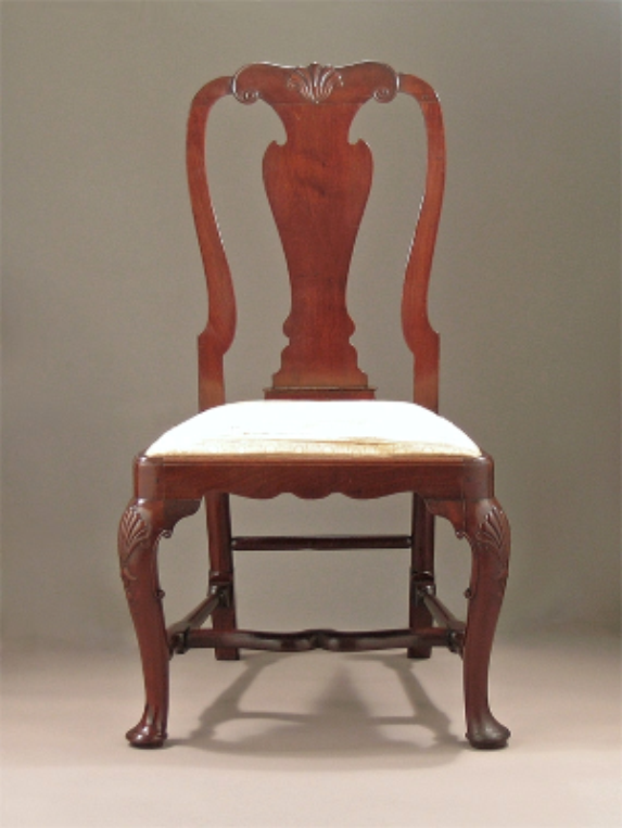 Queen Anne side Chair - 73. Queen Anne Side Chair Proyecto 112 Mobiliario Pinterest