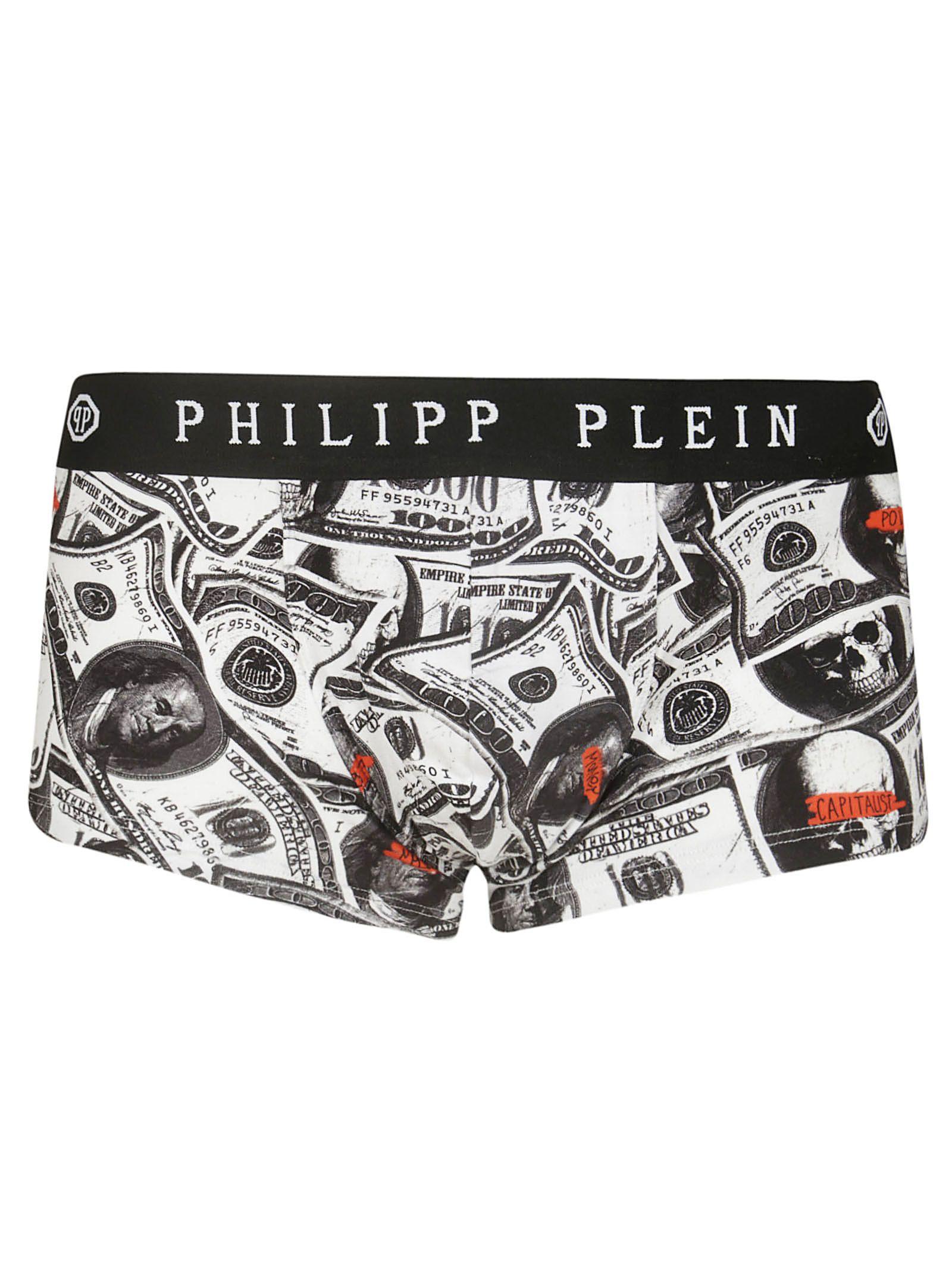 f948c2a3b9 PHILIPP PLEIN DOLLAR PRINT BOXERS. #philippplein #cloth | Philipp ...