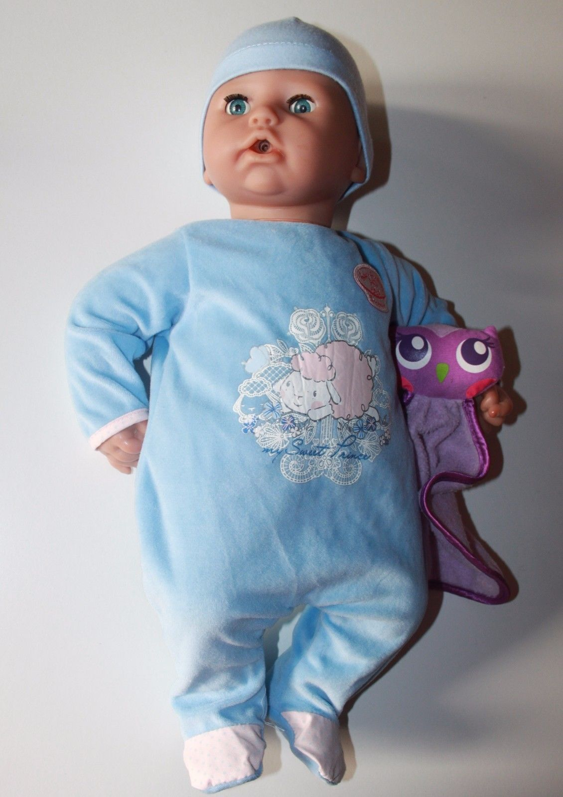 Zapf Creation Baby Annabell Doll/Clothes/Brother George ...