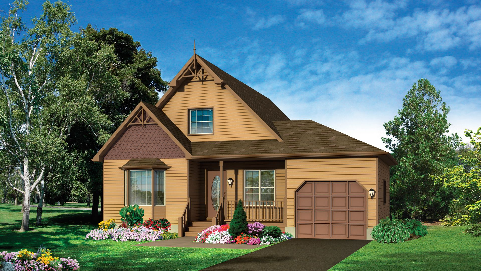 High quality modular homes, find your dream Tiger Lily model at ...
