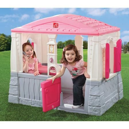 step2 naturally playful neat tidy cottage pink rh pinterest co uk step 2 cottage playhouse replacement parts step 2 tidy cottage pink