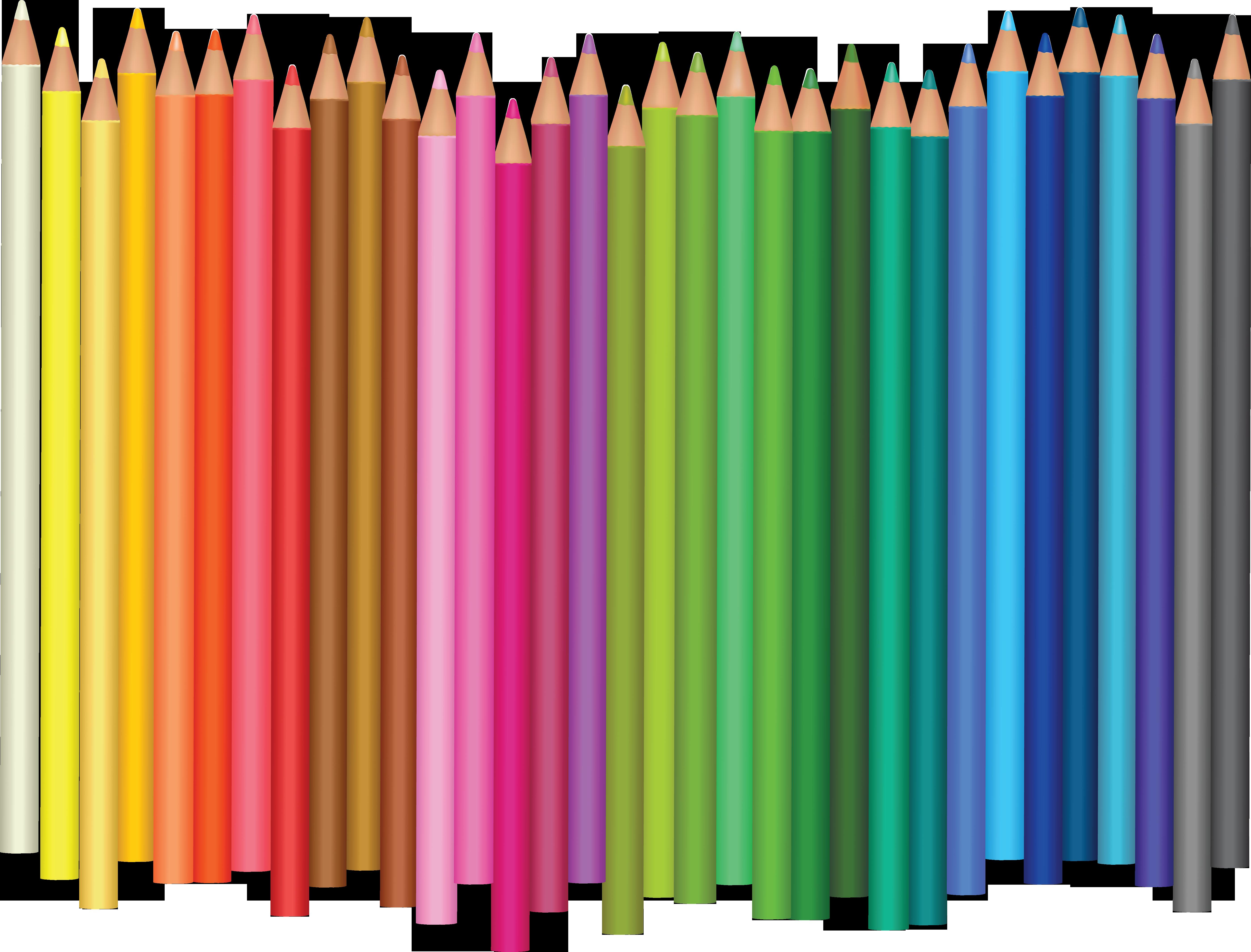 Color Pencil S Png Image Colored Pencils Pencil Png Pencil