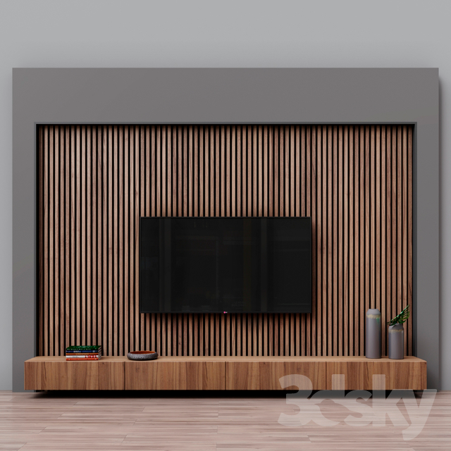 3d models: Other - TV Zona 5