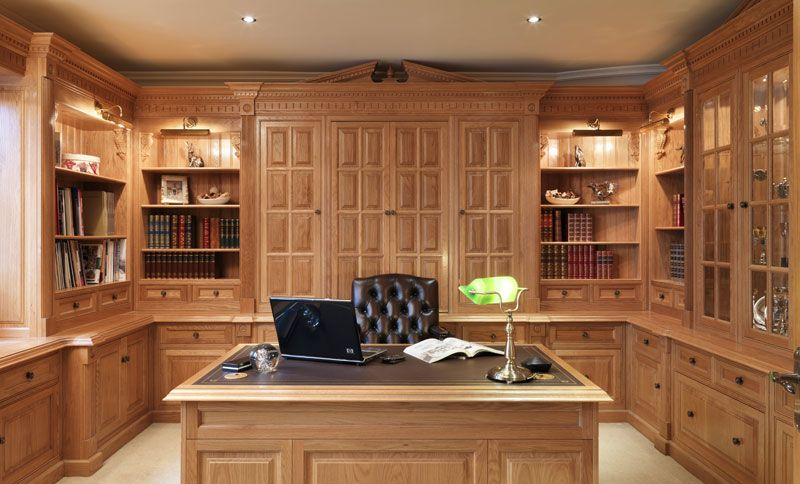 bespoke home office. Studies :: Bespoke, Handmade Kitchens And Architectural Services From County \u0026 AFR Design Bespoke Home Office I